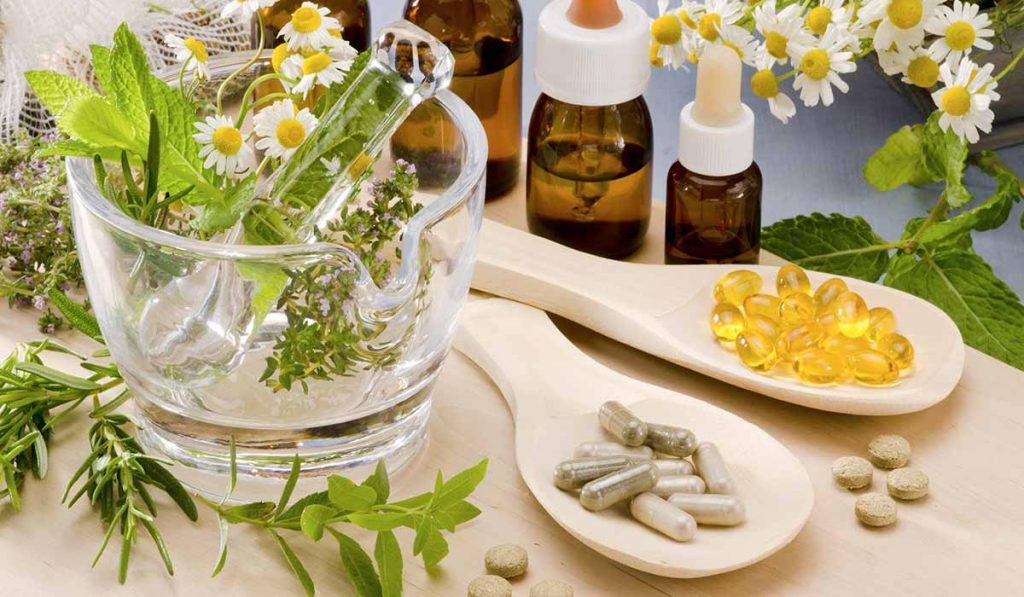 La définition de la phytothérapie à Ménilles