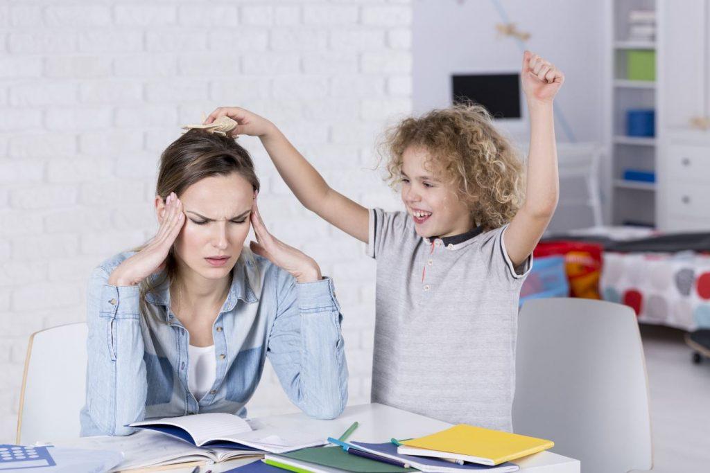 Déficit de l'Attention/Hyperactivité chez l'enfant