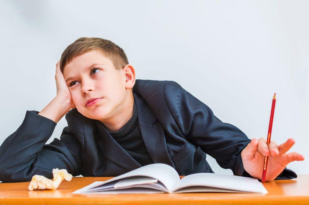 trouble de la lecture et de l'écriture
